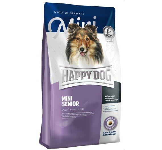 Happy Dog Mini Senior 4kg