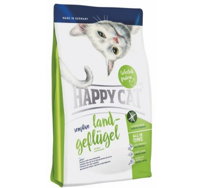 Happy Cat La Cuisine Πουλερικά 4kg