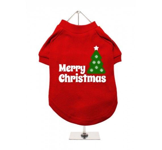 """Χριστουγεννιάτικο Ρούχο Σκύλου """"Christmas Tree"""""""