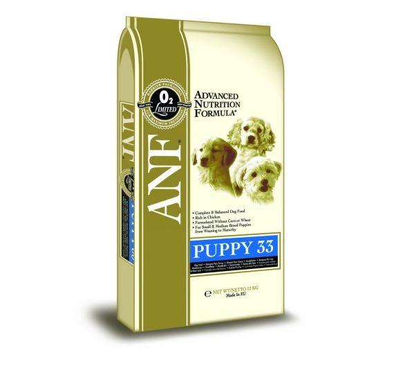 ANF Puppy 33 12kg
