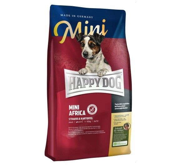 Happy Dog Mini Africa - Grain Free 300gr
