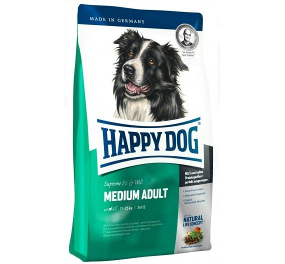 Happy Dog Medium Adult 1kg