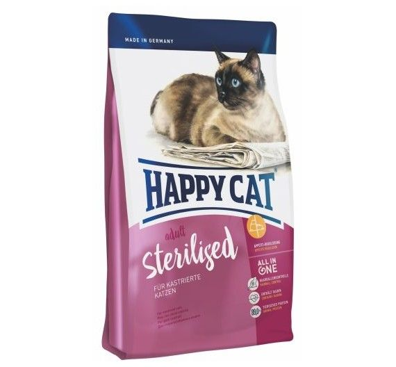 Happy Cat Sterilised 1.8kg