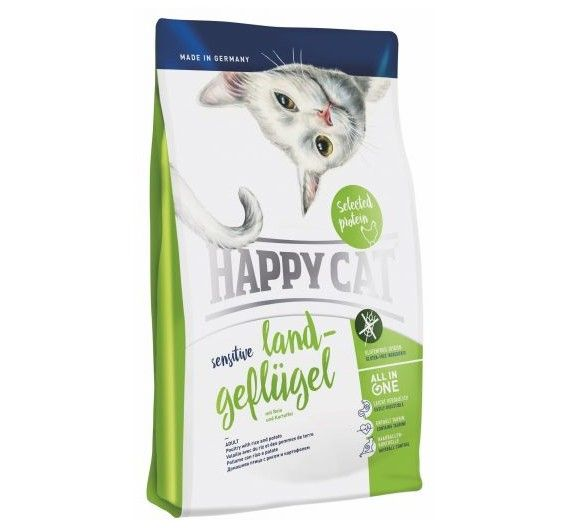 Happy Cat La Cuisine Πουλερικά 1.8kg