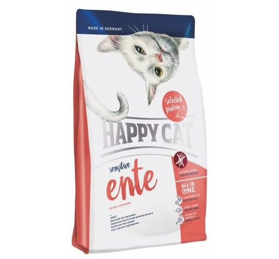Happy Cat La Cuisine Πάπια 1.8kg