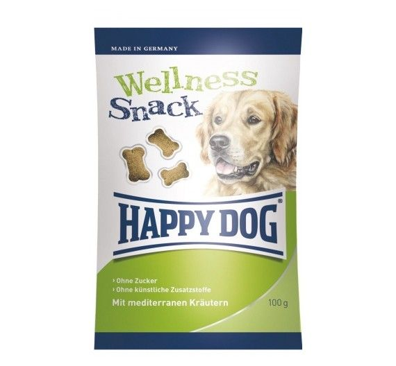 Happy Dog Wellness Snack 100gr