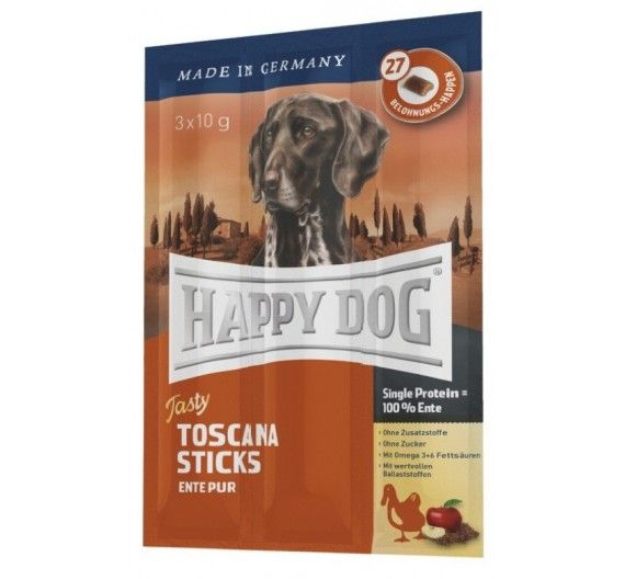 Happy Dog Stick Toscana 3x10gr