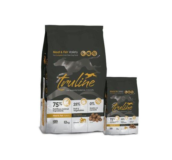 Truline Grain Free Meat & Fish Variety 12Kg