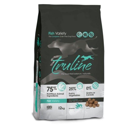 Truline Grain Free Fish Variety 12Kg