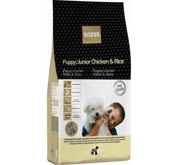 Enova Puppy Junior Chicken Rice 1.5Kg