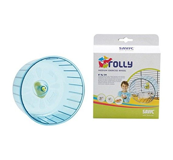 Nobby Savic Rolly Wheel 14cm