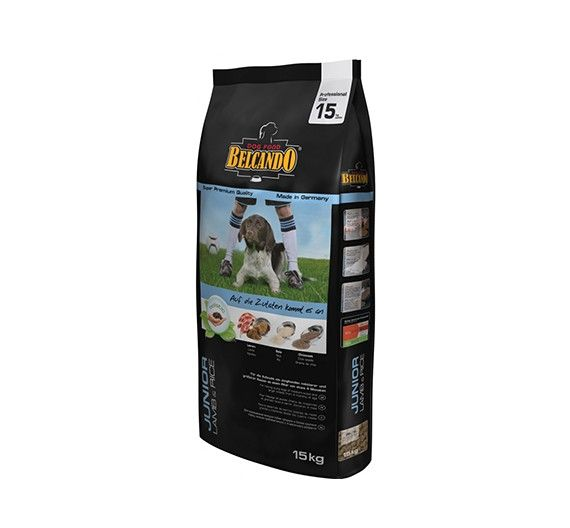 Belcando Junior Lamp & Rice 15kg