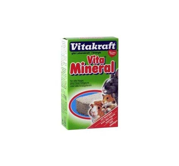 Vitakraft Vita Mineral Nagerstein Πέτρα Ασβεστίου 170gr