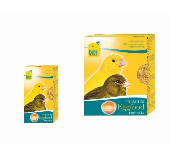 Cede Αυγοτροφή Κίτρινη