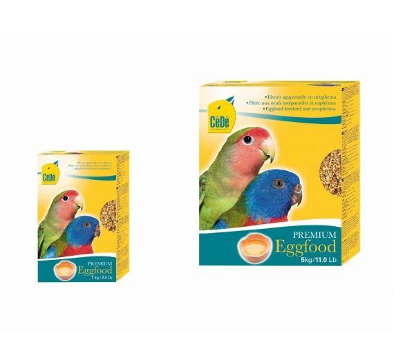 Cede Αβγοτροφή για Love Birds