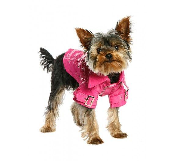 100% Αδιάβροχο Παλτό Σκύλου Μπλε