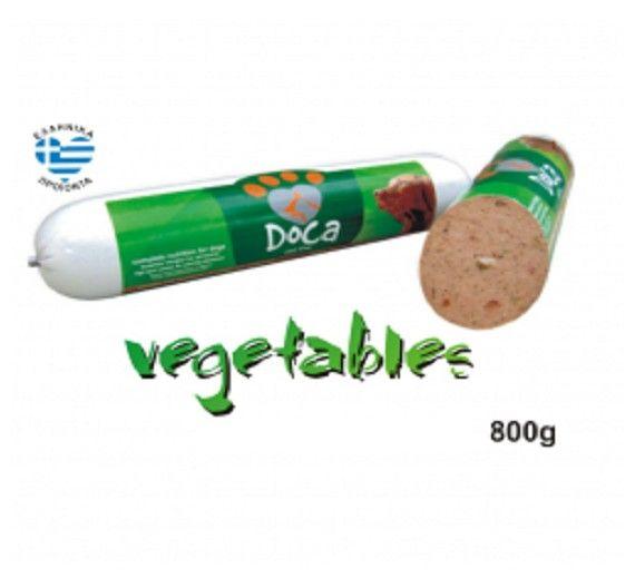 Doca Σαλάμι με Κρέας και Λαχανικά 800gr