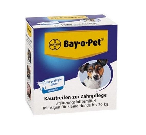 Nobby Bay-o-Pey Dental Chewing Strips