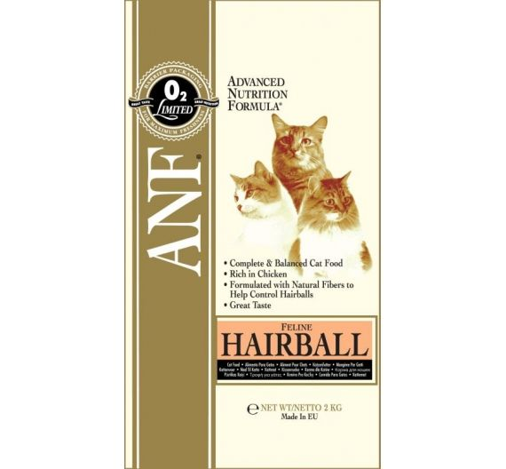 ANF Adult Hairball 2kg