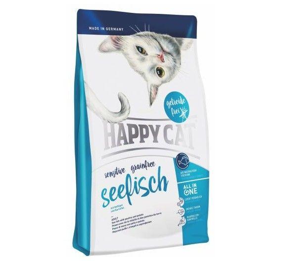 Happy Cat La Cuisine Θαλασσινά 1.8kg