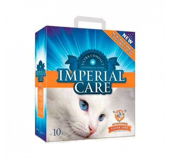 Imperial Care Silver Ions Clumping 6Lt