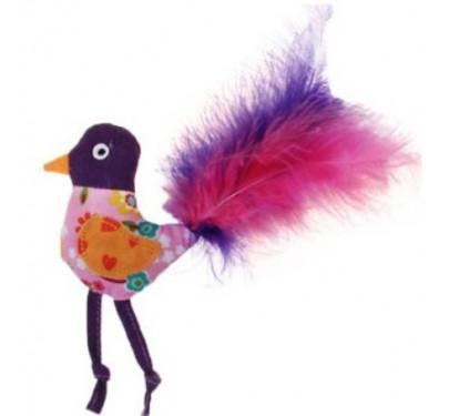 Donald Πουλί με Φτερά με Catnip