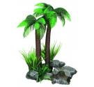 Nobby Aqua Palm Tree με Φυτά