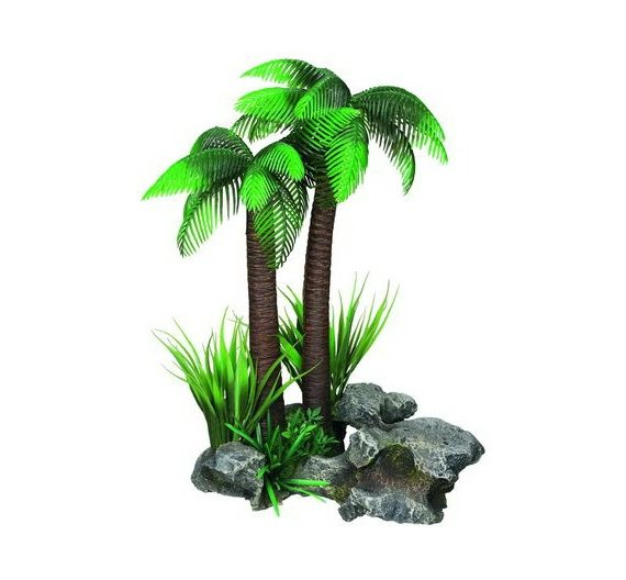 Nobby Aqua Palm Tree με Φυτά
