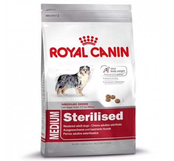 Royal Canin SHN Medium Sterilized Adult 12kg