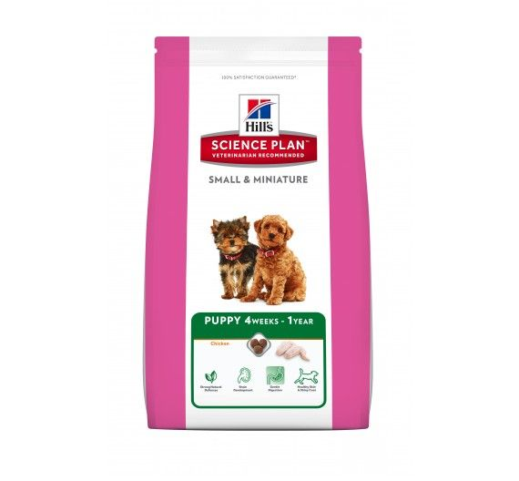 SP Canine Puppy Small & Miniature Chicken 300gr