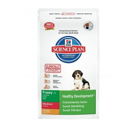 SP Canine Puppy Healthy Development Medium Chicken 1kg