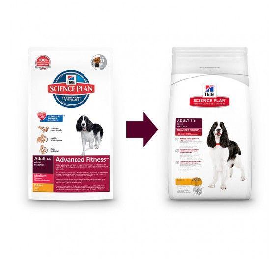 SP Canine Adult Advanced Fitness Medium 12kg