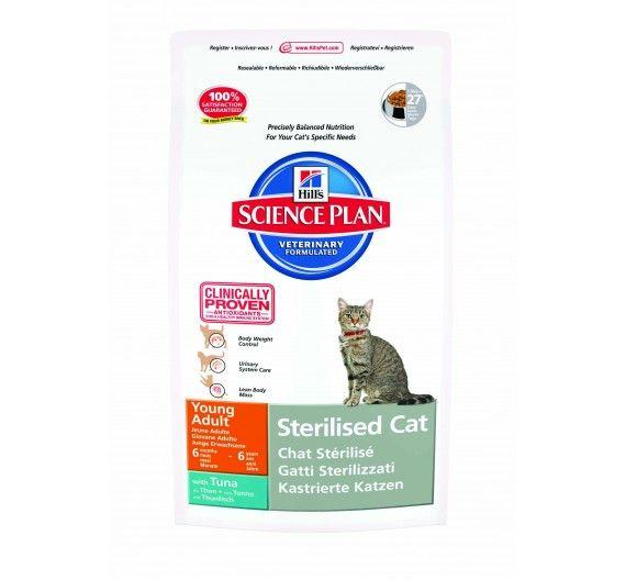 SP Feline Young Adult Sterilised Cat Tuna 1.5kg