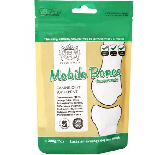 Pooch & Mutt Mobile Bones