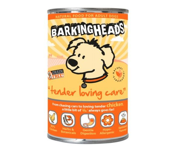 Barking Heads Tender Loving Care Σολομός - 400g
