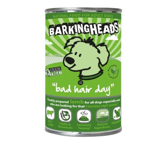 Barking Heads Bad Hair Day Αρνί - 400g