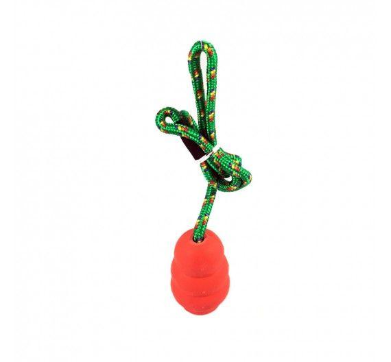 Λαστιχένιο Παιχνίδι Μπάλα Calabash με Σχοινί