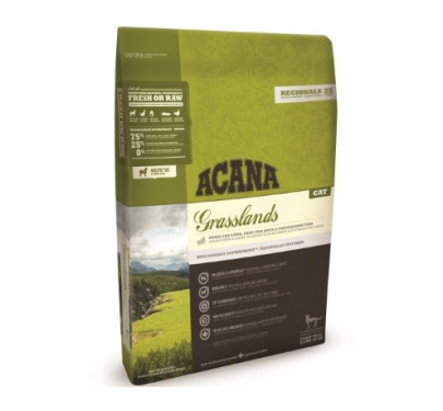 Acana Grasslands Cat & Kitten 6,8kg