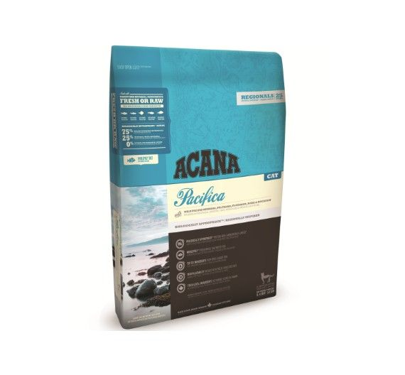Acana Pacifica Cat & Kitten 340gr