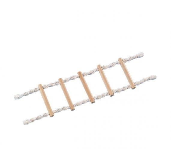 Nobby Βαμβακερό Rope Φούντα Μεταλλικό Clip