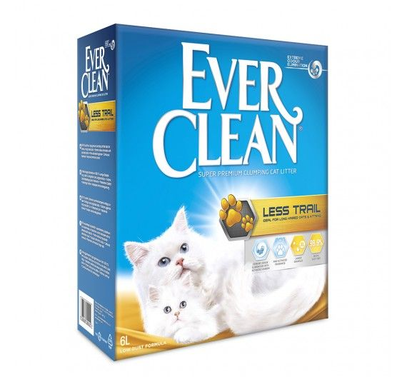 Everclean Less Trail 6Lt