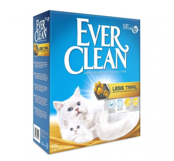 Everclean Less Trail 10Lt