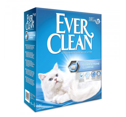 Everclean Extra Strong Unscented 10Lt