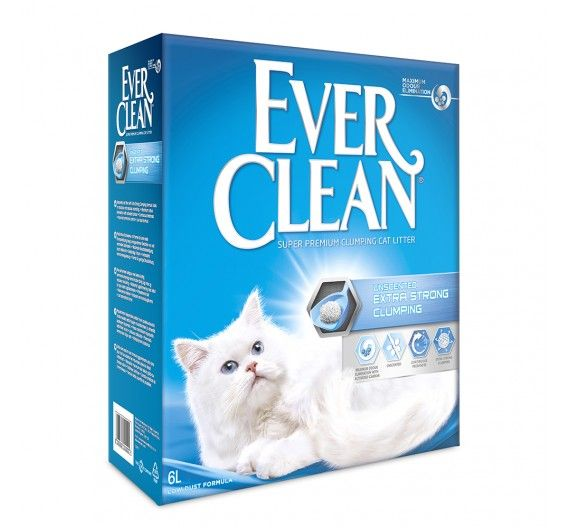 Everclean Extra Strong Unscented 6Lt