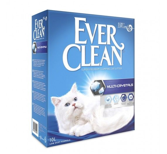 Everclean Multi Crystal 10Lt