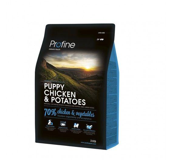 Profine Dog Puppy Chicken & Potatoes 3kg