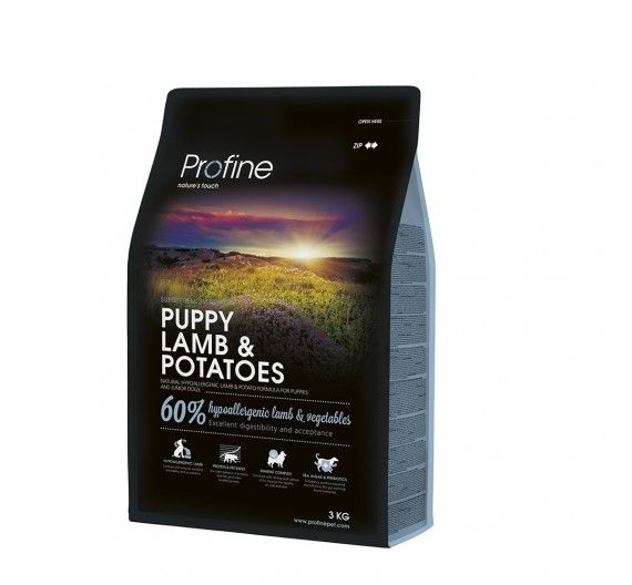 Profine Dog Puppy Lamb & Potatoes 3kg