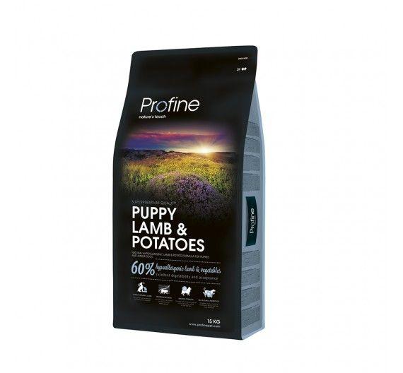 Profine Dog Puppy Lamb & Potatoes 15kg