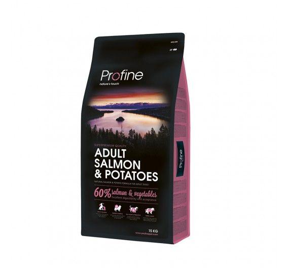 Profine Dog Adult Salmon & Potatoes 15kg