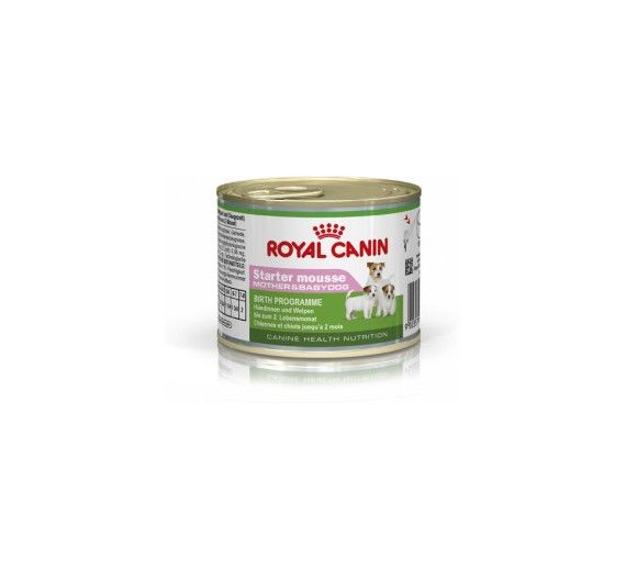 Royal Canin Starter Mouse Can 195g